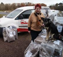 Spendenübergabe Tierheim Ilmenau