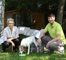Spendenübergabe an den Tierschutzverein Köthen
