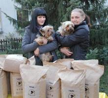 Futterspende Tiernothilfe Leipzig