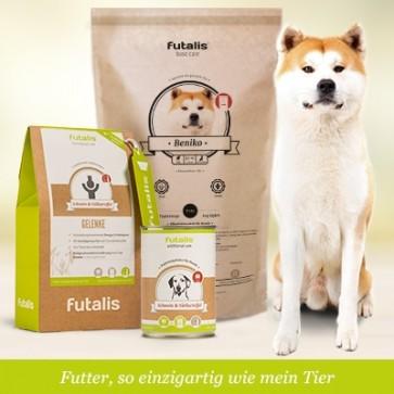 futalis® Konzept für Akitas