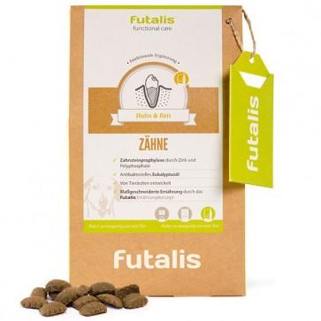 futalis functional care für Zahngesundheit (Huhn & Reis)