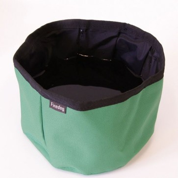 Firedog Reisenapf grün 2 Liter