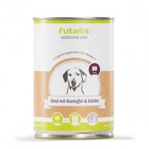 futalis additional care mit Rind mit Kartoffel & Kürbis 400 g Dose