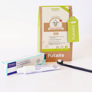 futalis Zahnpflegeset für Hunde