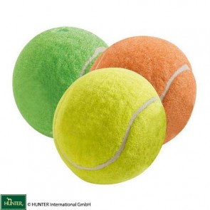 Hunter Tennisball Color 3er Set