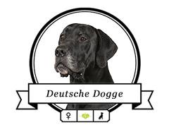 Banderole Deutsche Dogge