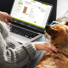 Hundefutter online kaufen