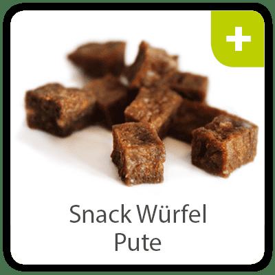 Snack Würfel Pute