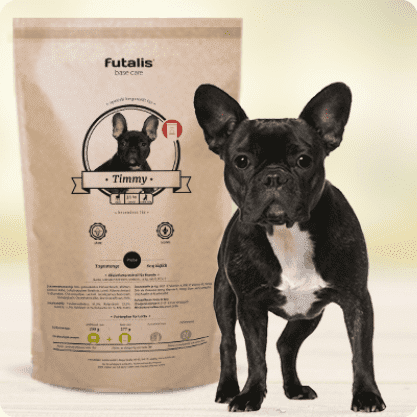 Französische Bulldogge Futter