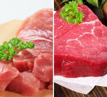 Fleisch im Hundefutter