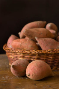 Süßkartoffeln im Hundefutter