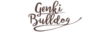 Genki Bulldog Logo