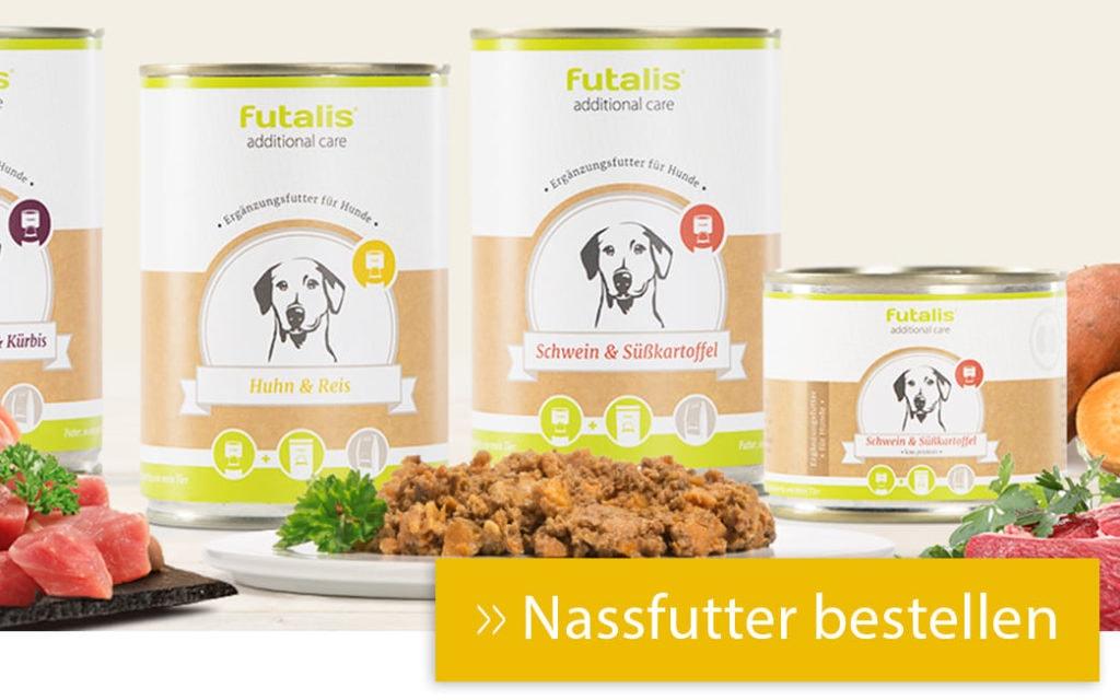 Nassfutter für Ihren Hund